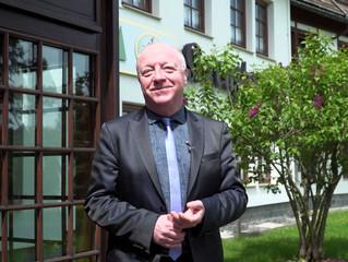 """Foto- und Dreharbeiten im """"Waldhotel Kreuztanne"""""""