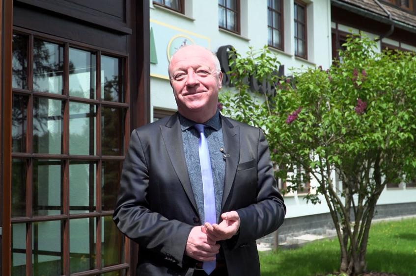 Direktor Olaf Thomann