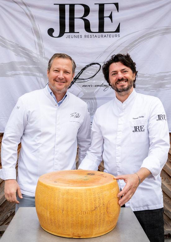 Österreichs Spitzenköche der Jeunes Restaurateurs