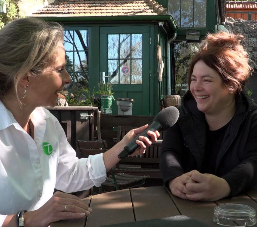Im Topfgucker-TV Interview
