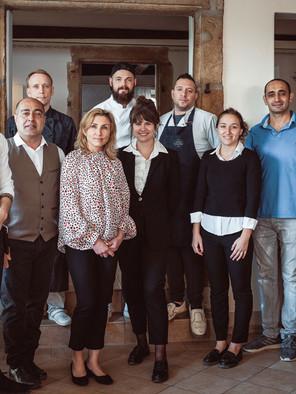 Das Team La Campagnola