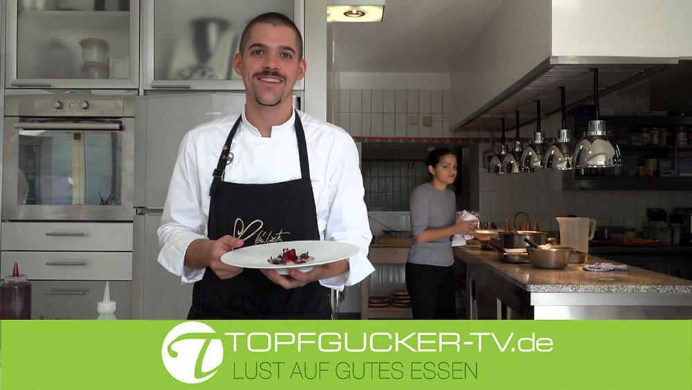 Chefkoch Louis Linster | Gastgeber Empfehlung Topfgucker-TV