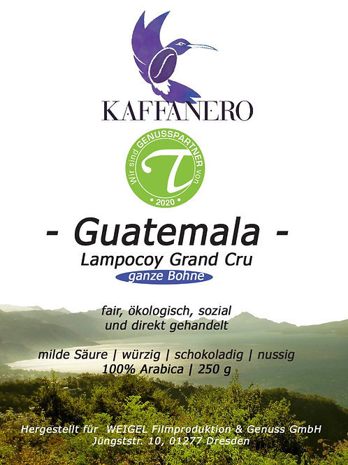Grand Cru | Guatemala | Bohnen