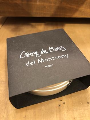 Crema de mans del Montseny