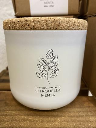 Espelma citronella MENTA Cerabella
