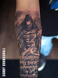 fury-of-shiva-tattoo-realistic-religious