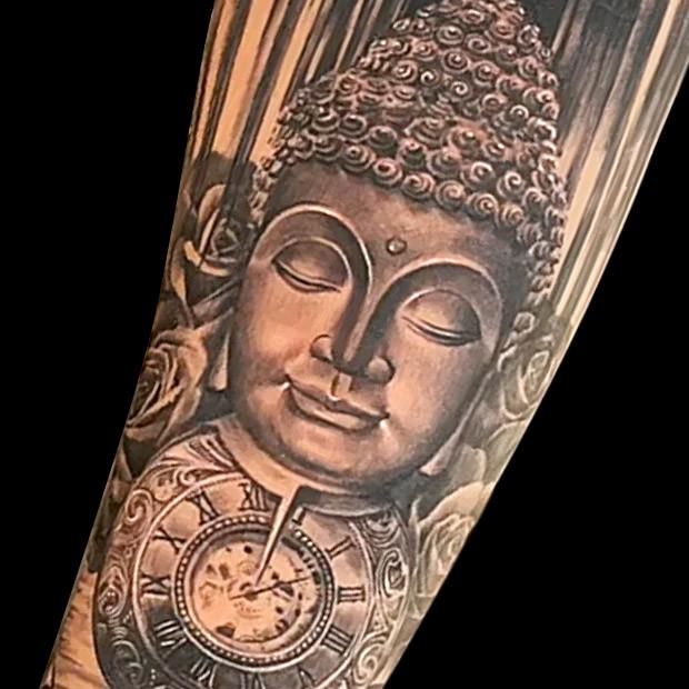 Buddha & Roses - The Making