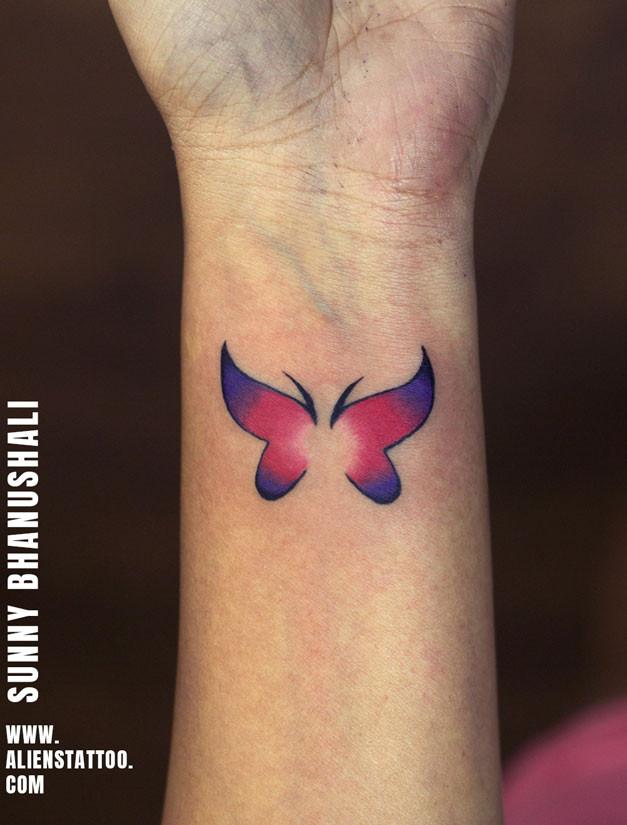 Tattoo by Sunny Bhanushali at Aliens Tattoo