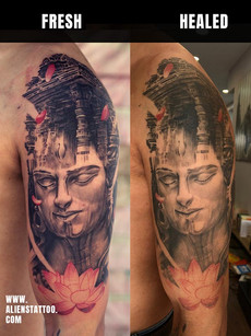 Healed-shiva-double-exposure-realistic-t