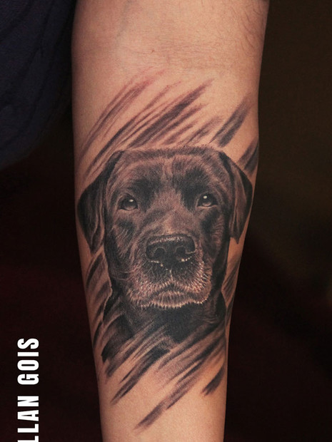 labradore-dog-portrait-tattoo-pet-tattoo