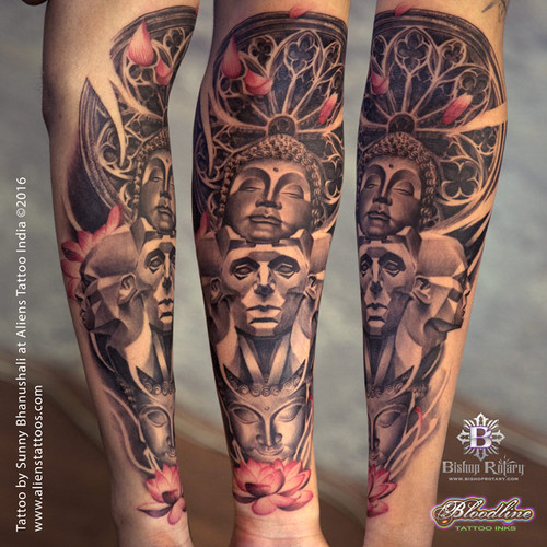 Human Life | Buddha Tattoo