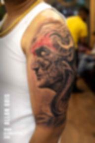 snake-aghori-tattoo
