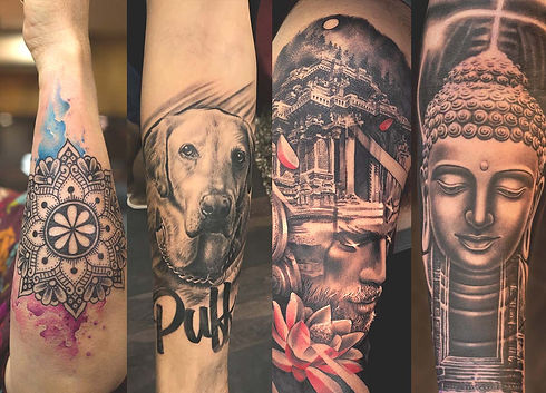 Aliens Tattoo Best Tattoo Studio in Mumbai / India