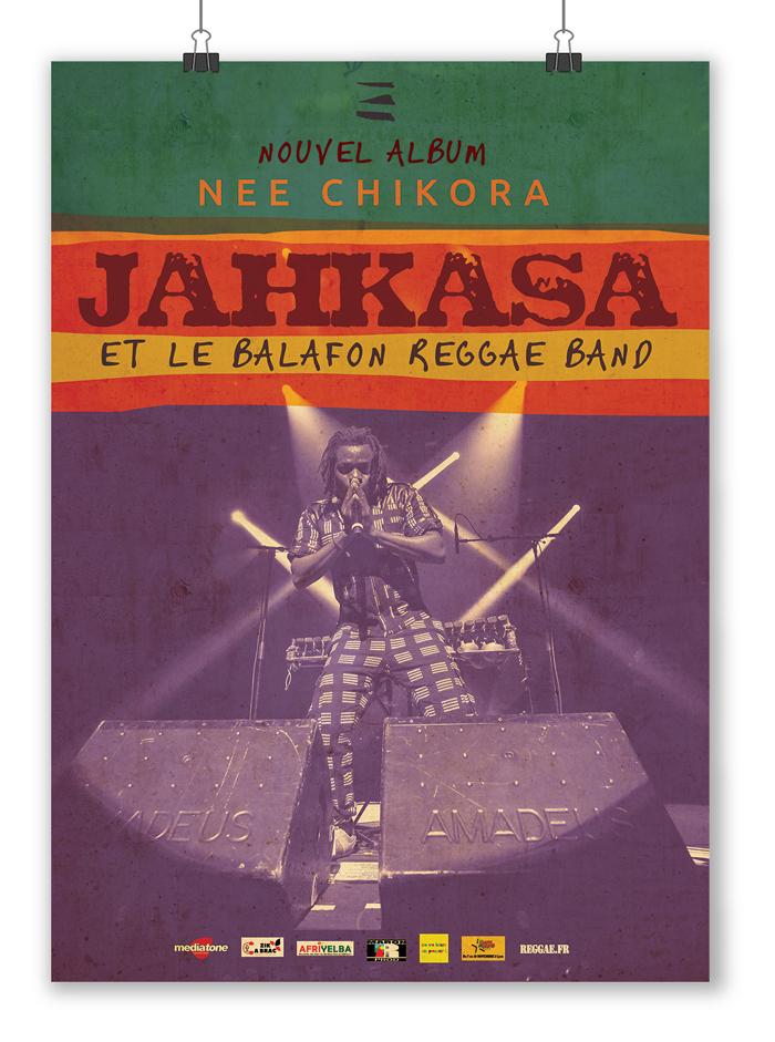Affiche Jahkasa