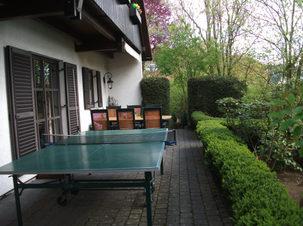 Schlummerkiste Lämmer 2. Terrasse vom EG 0