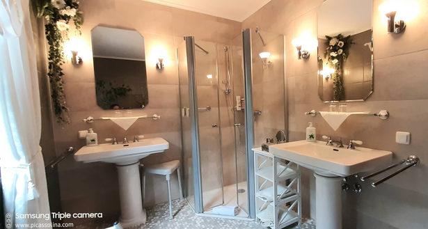Schlummerkiste Lämmer  1. Badezimmer mit Dusche und Toilette 02