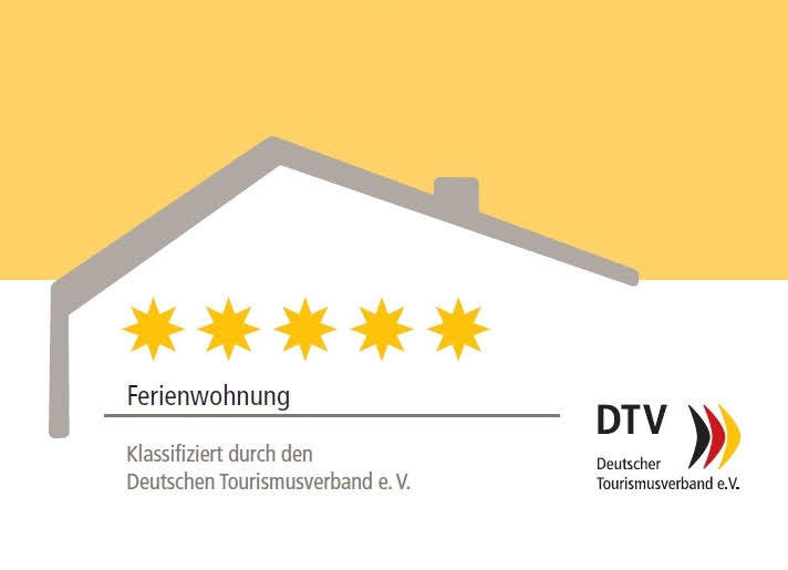 Schlummerkiste Lämmer Erdgeschosswohnung 5 Sterne Zertifizierung bis 2021