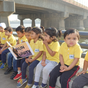 Run for Unity @ River front
