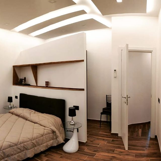 Big #bedroom with #walkingcloset #archit