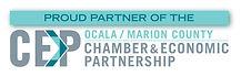 Ocala Marion County CEP Logo