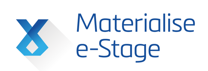 Materialise e-Stage_Blue_IconLeft_LockUp