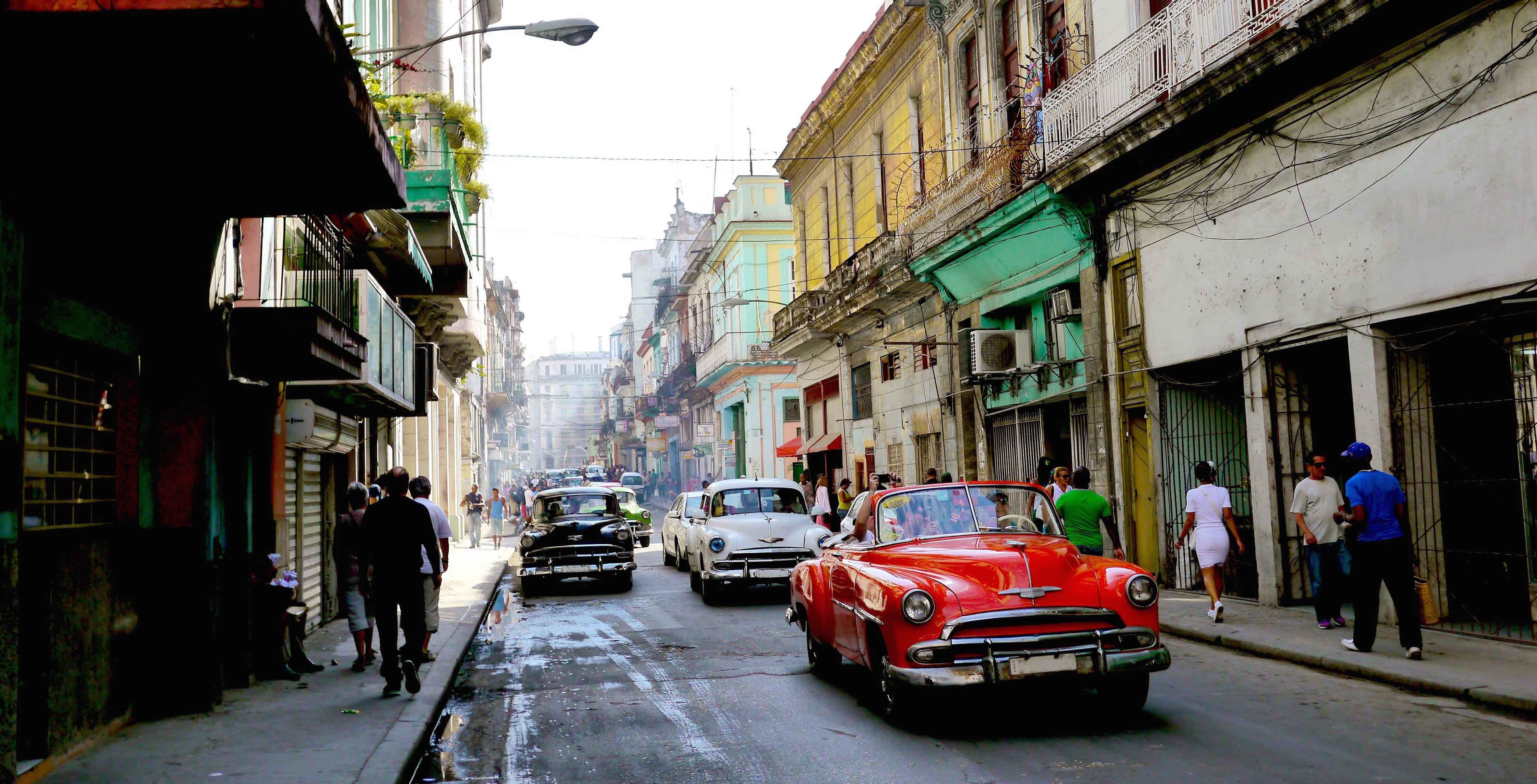 Havana Centro | Cuba | 2016
