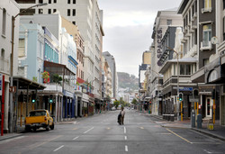 Lockdown Empty streets | Getty