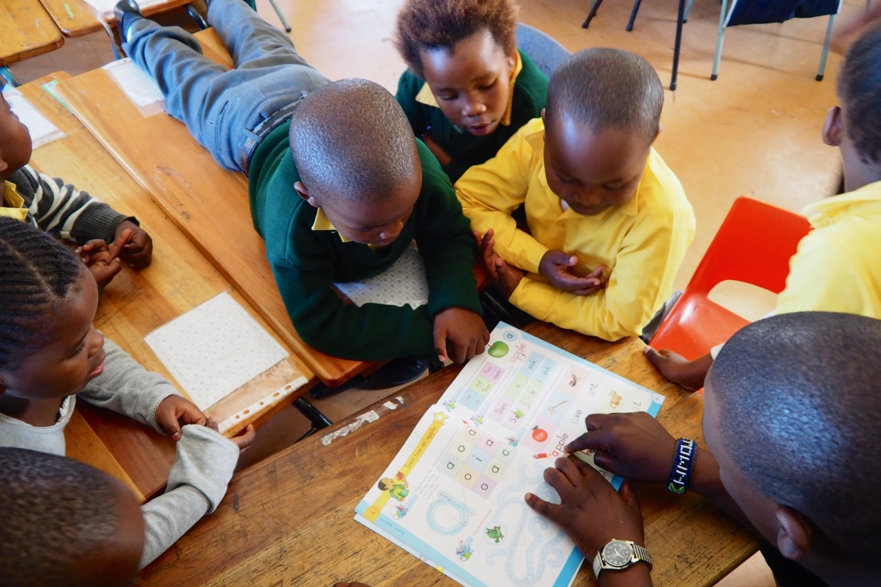 Reading project | Khayelitsha