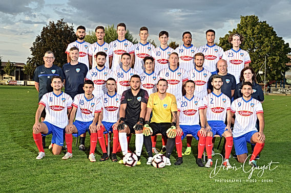 1ère équipe 2018-2019