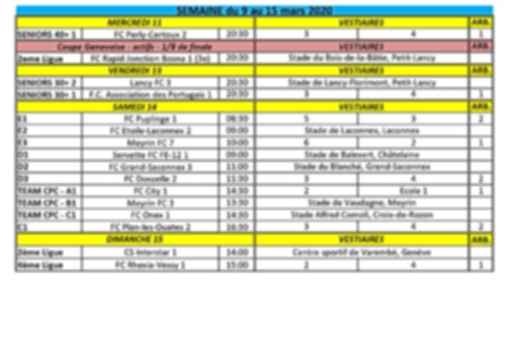 Planning match du 8 au 16 mars 2020 (1)_