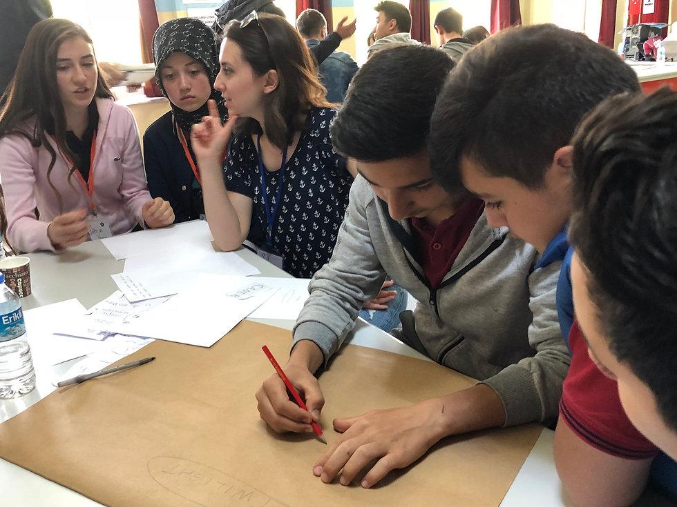 Erasmus+ team at Pagev Mesleki (3).jpg