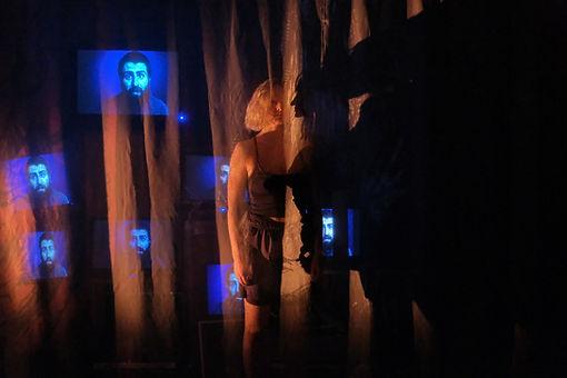 MAT in Descent, Harriet Ellis as the Goddess (Photo by Kate Green).jpg