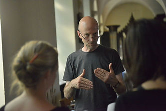David Allen rehearsing Descent.jpg