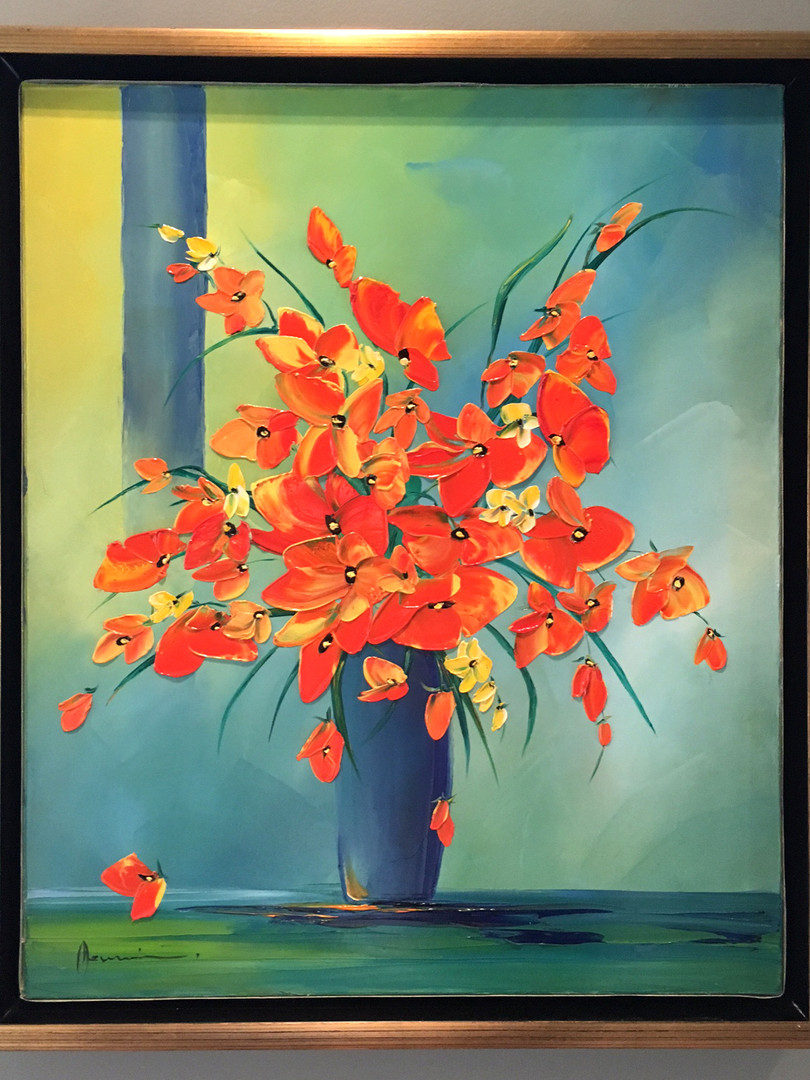 """October Bouquet"", by Monika Meunier"
