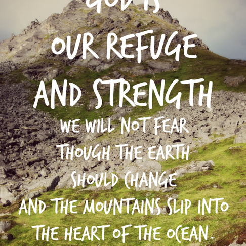When the Earth Shakes…