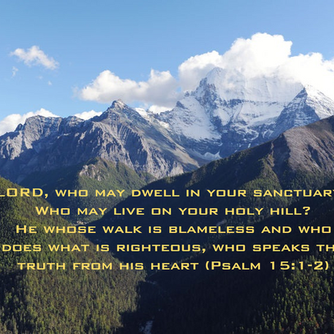God Values Truth