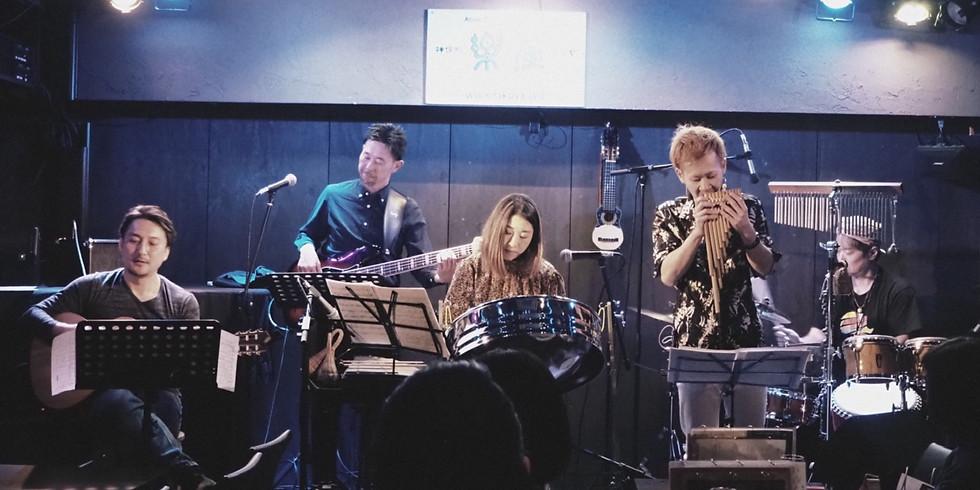 5th Ave 1stCD「風景を描く音楽会」発売記念ライブ / 配信あり