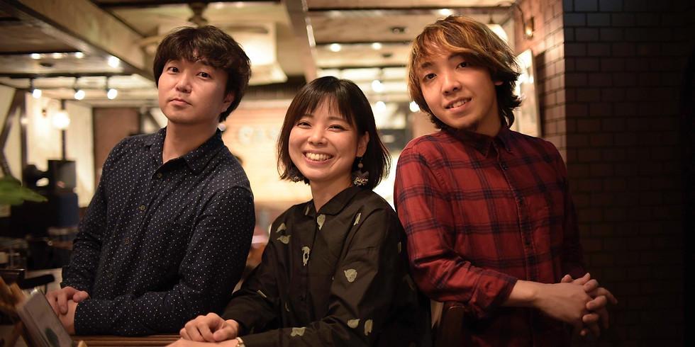 Akiko Kaminagane Trio 2ndアルバム「Prayer 」リリースライブ /  配信あり