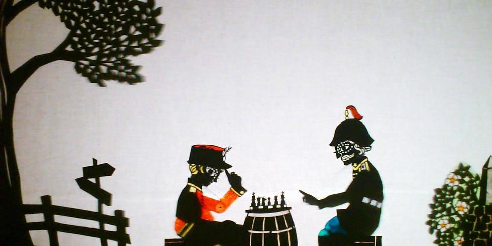 影絵ライブ 配信のみ 【お盆企画】 大人も子供も楽しめる「影絵ライブ」〜平和への想いを込めて〜
