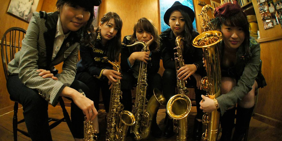 SAX CATS Cats talk about WATERMELON MAN 1st setのみ/  配信あり