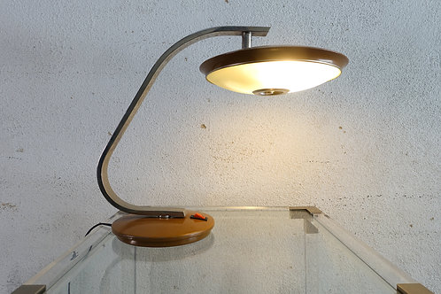 Mid-Century Model 520 Table Lamp from Fase, 1970s