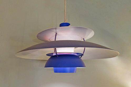 PH5/3 Pendant Lamp by Poul Henningsen for Louis Poulsen, 1970s