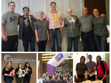 Jacobs Marketing raises money for the American Cancer Society