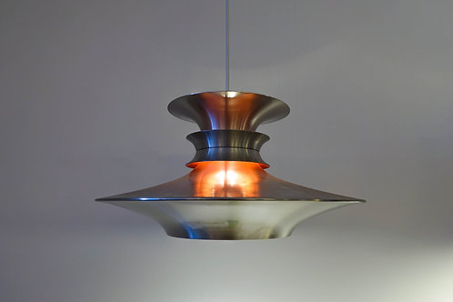 717 Nordsted-pendlen Ceiling Lamp by Bent Nordsted for Lyskaer Belysning, 1970s