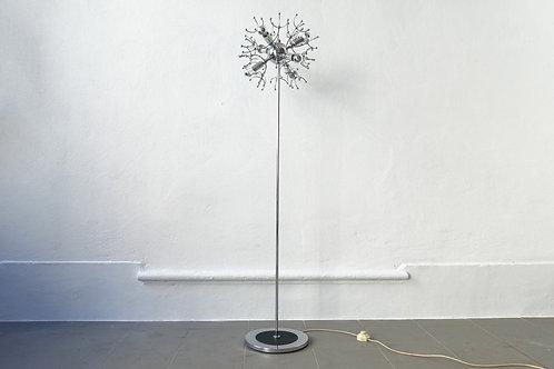 Gaetano Sciolari Sputnik Floor Lamp, 1970s