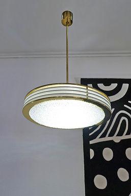 Saturno Ceiling Light from Doria Leuchten, 1960s
