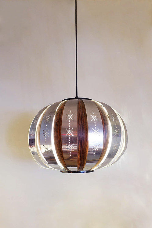 Werner Schou Coronell Pendant Light, 1970s