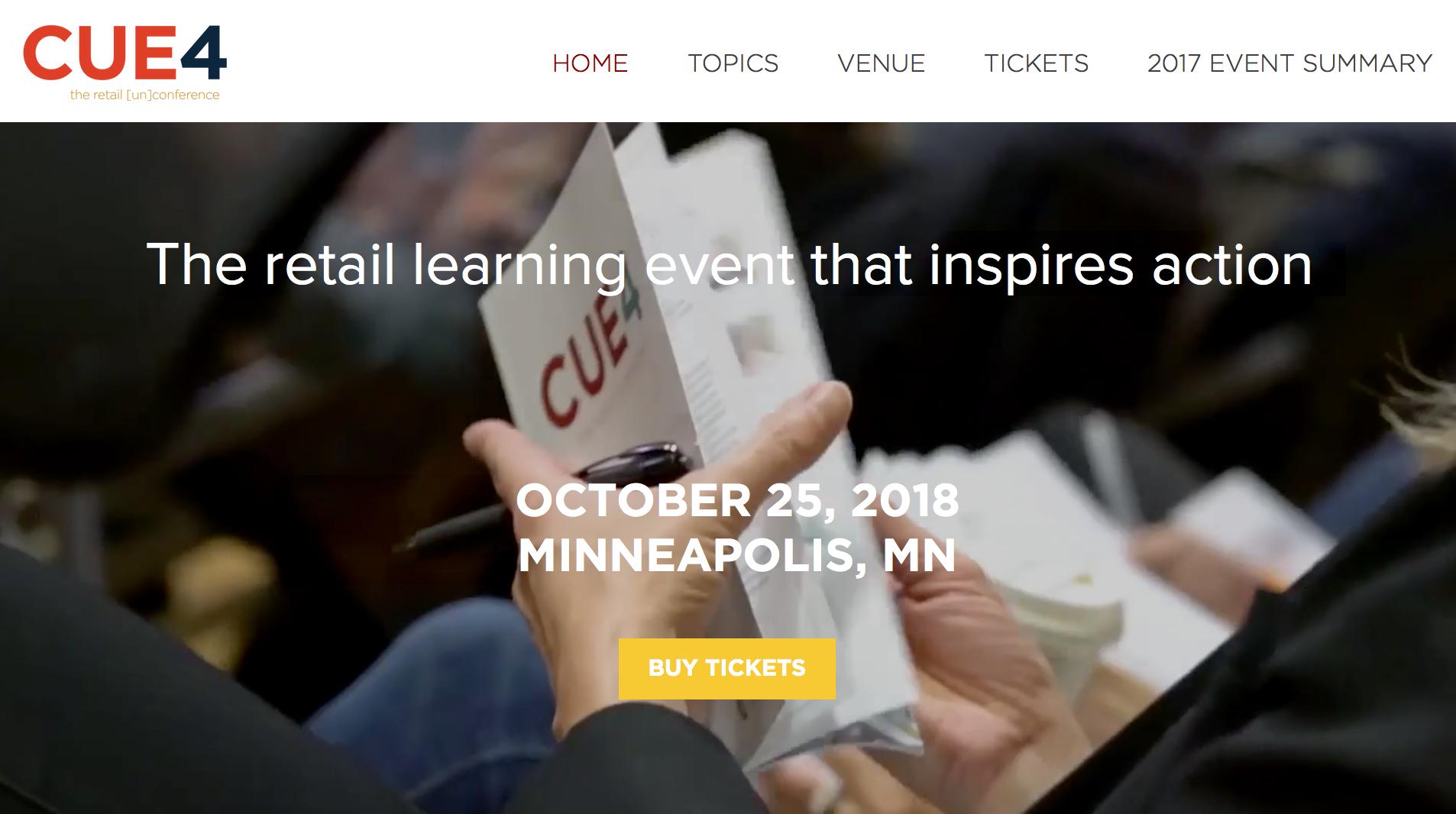 CUE4 The Retail [un]Conference