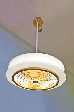 Orion Pendant Lamp from Staff, 1960s