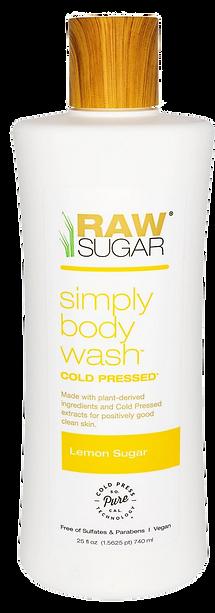 Raw Sugar Lemon Body Wash.png